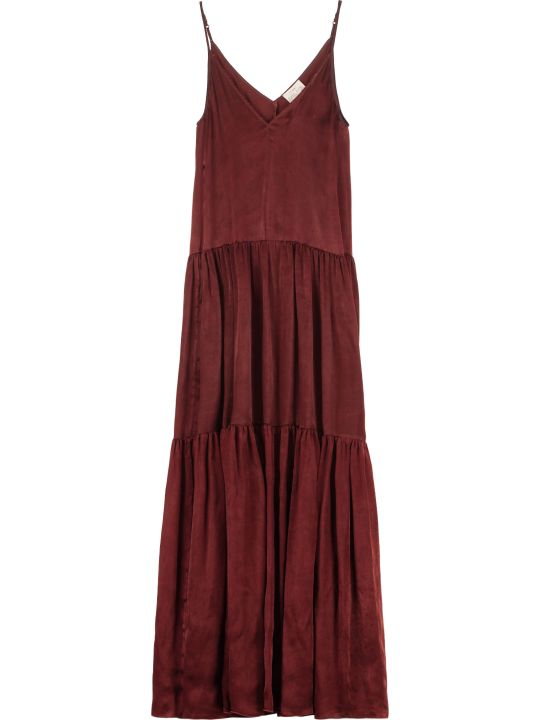 Forte_Forte Moiré Maxi-dress