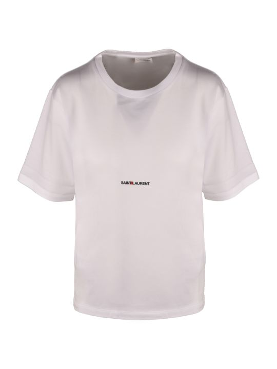 Saint Laurent Short Sleeve T-Shirt
