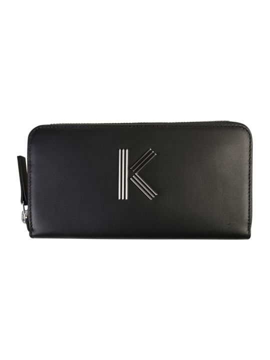 Kenzo Zipped Wallet