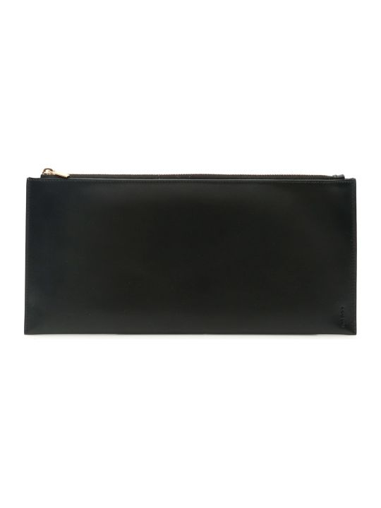 The Row Flat Clutch