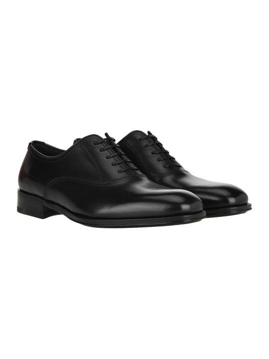 Salvatore Ferragamo Alfredo Lace Up Shoes