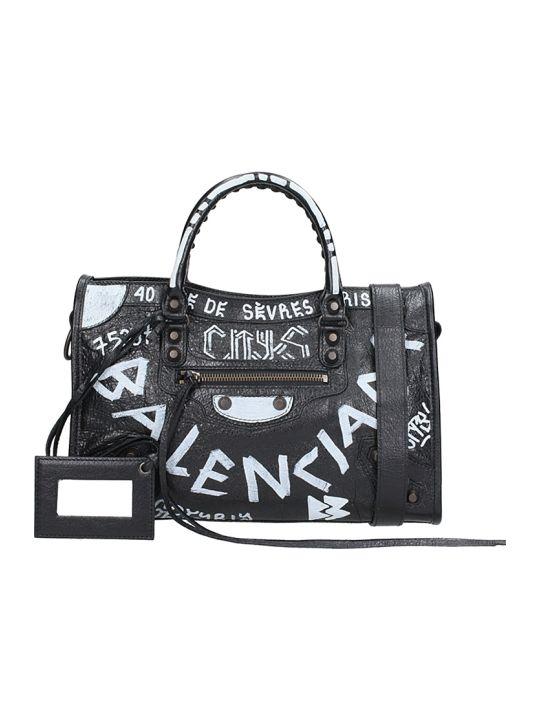 Balenciaga Class City S Graffiti Bag