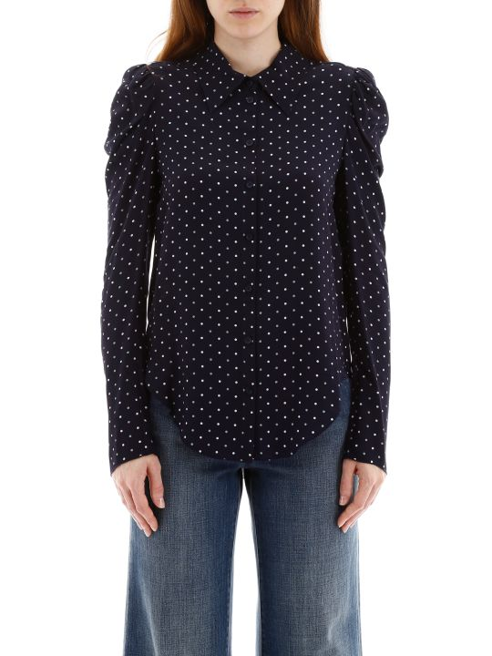 See by Chloé Polka Dots Shirt