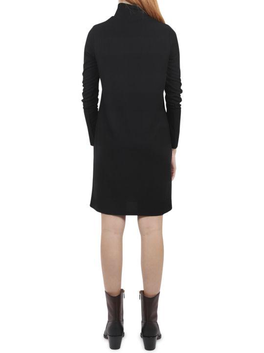 A.P.C. Black Serena Dress