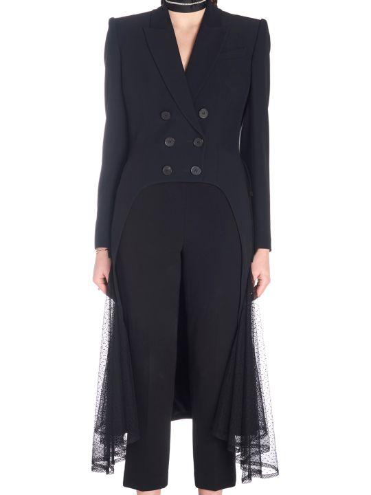 Alexander McQueen 'vict Frock' Jacket