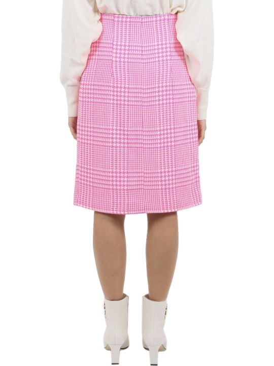 Gianluca Capannolo Patterned Maggie Skirt