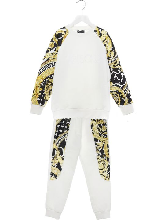 Young Versace 'barocco' Jumpsuits
