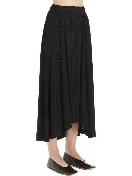 Pleats Please Issey Miyake 'sliced' Skirt