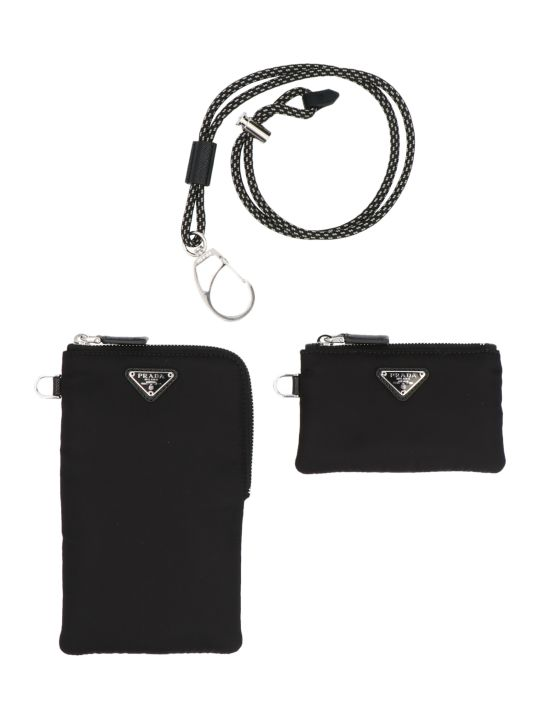 Prada 'multipockets' Necklace