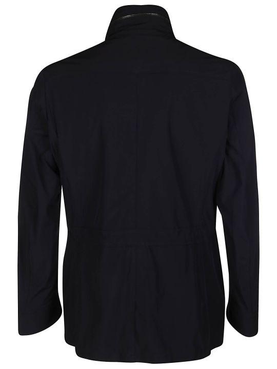 Moorer Blue Lightweight Jacket