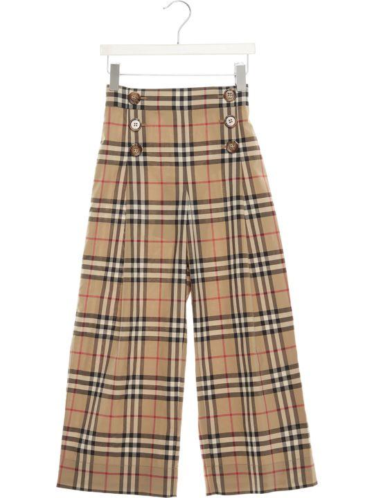 Burberry 'tilda Check' Pants