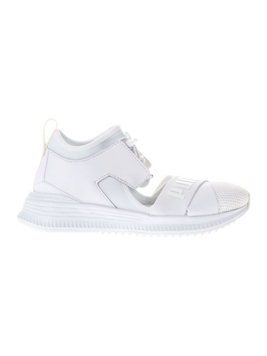 Fenty Puma by Rihanna White Fenty Sneakers By Rihanna