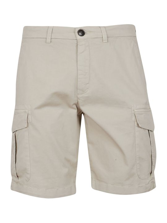 Eleventy Slim-fit Shorts