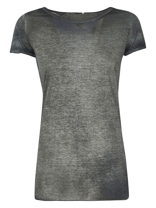 Avant Toi Slim Color Faded T-shirt