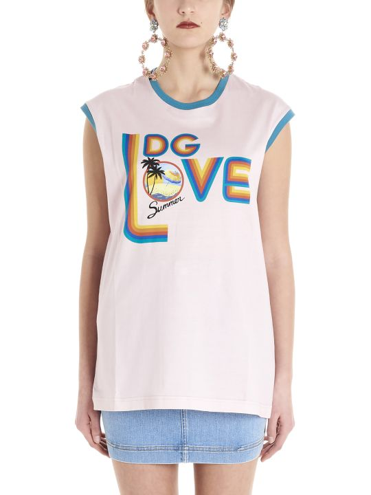 Dolce & Gabbana 'dg Love Summer' Top