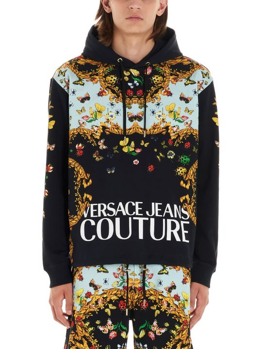 Versace Jeans Couture 'coccinella' Hoodie