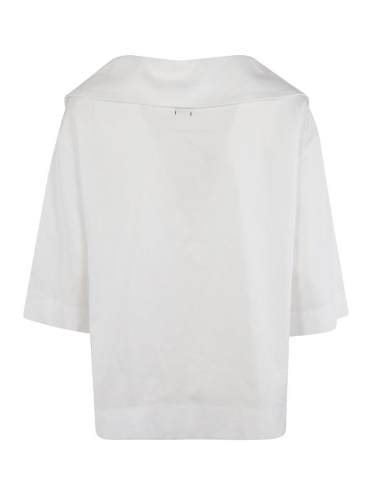 Antonio Marras Large Collar Shirt