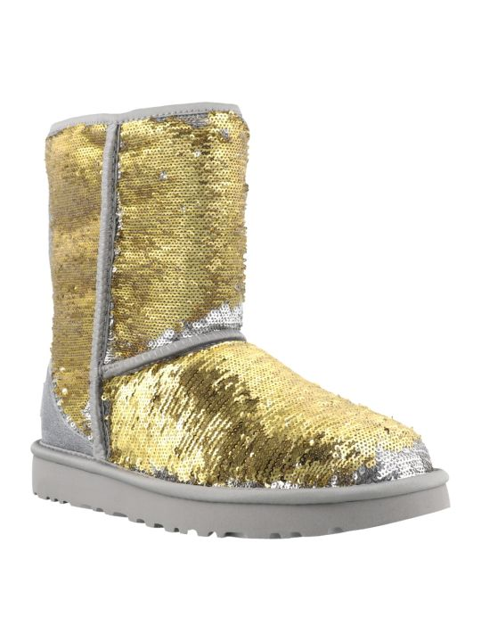 UGG Classic Short Cosmos Sequin Boots