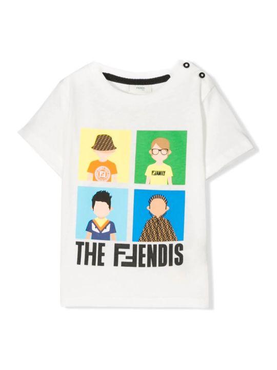 Fendi Fendi Kids