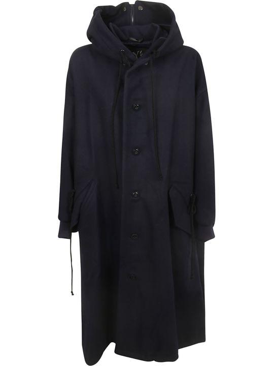 Y's Button-up Coat