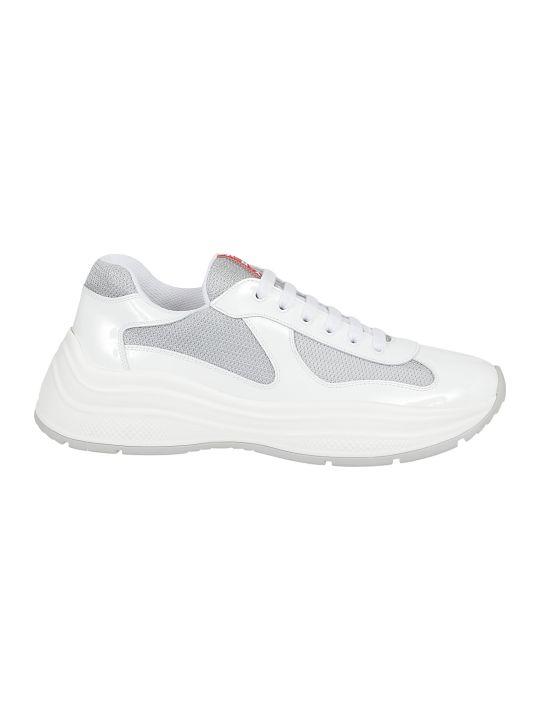 Prada Linea Rossa Sneaker America`s Cup Xl