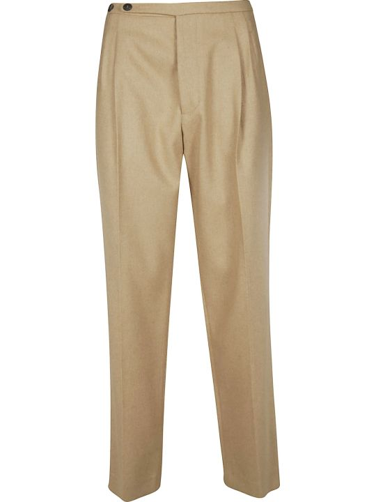 Tela Off Center Fastening Trousers