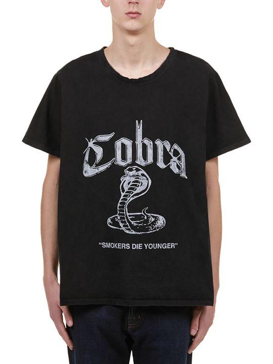 Rhude Cobra Print T-shirt