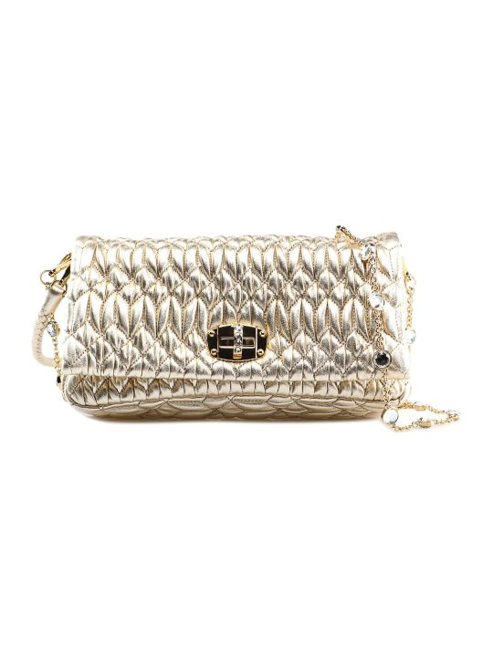Miu Miu Shoulder Bag Crystal