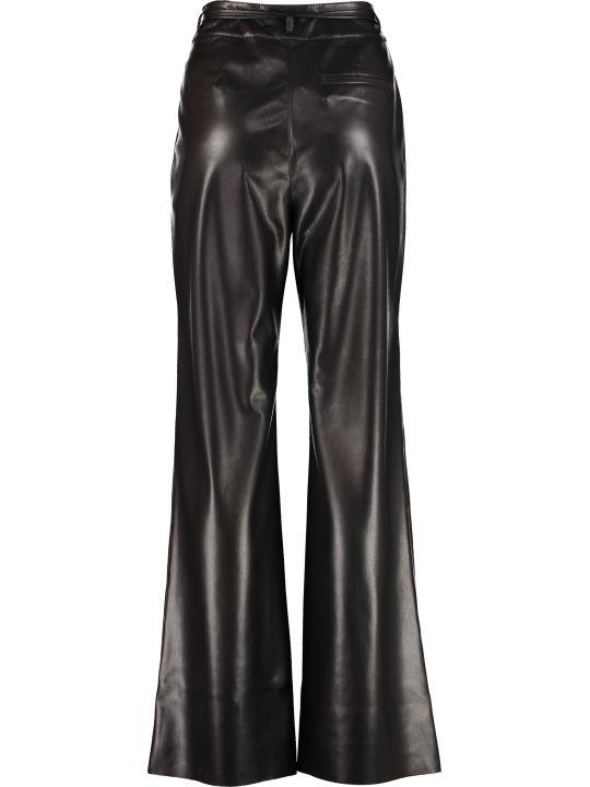Nanushka Chimo Faux Leather Trousers