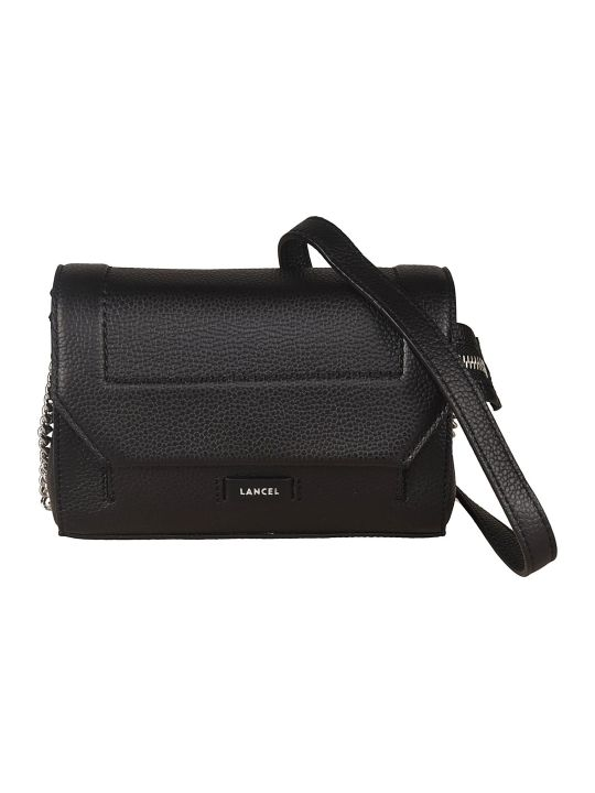Lancel Logo Detail Shoulder Bag