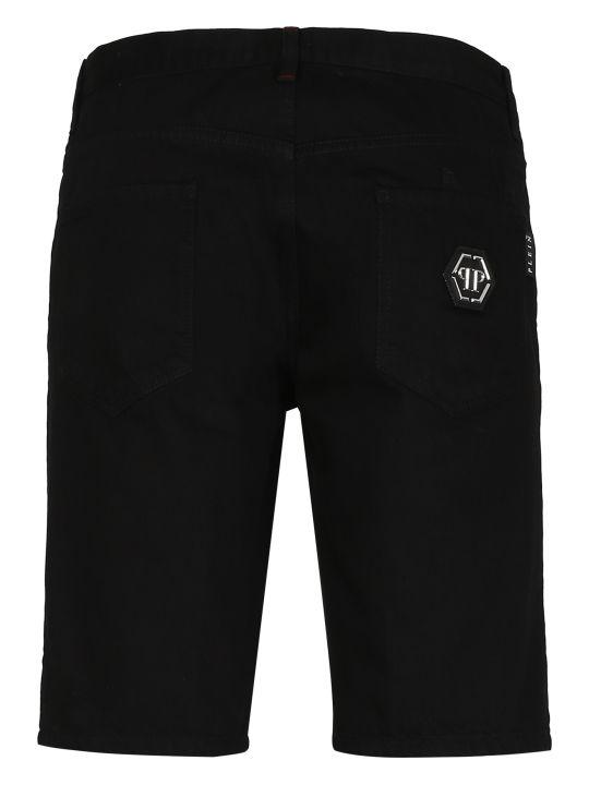 Philipp Plein Bermuda Jeans
