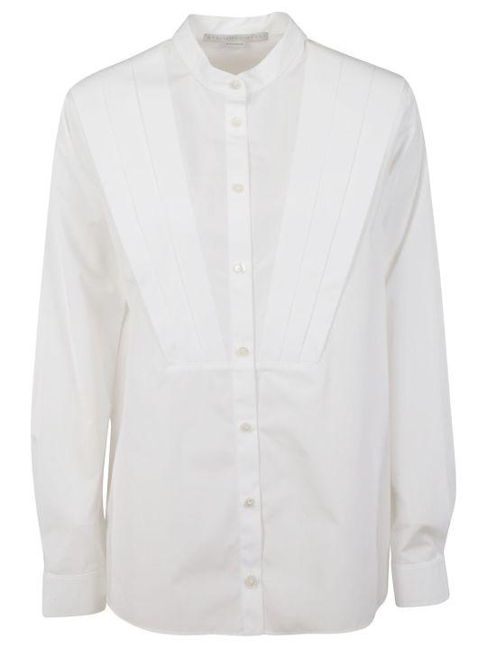 Stella McCartney Pleat Applique Shirt