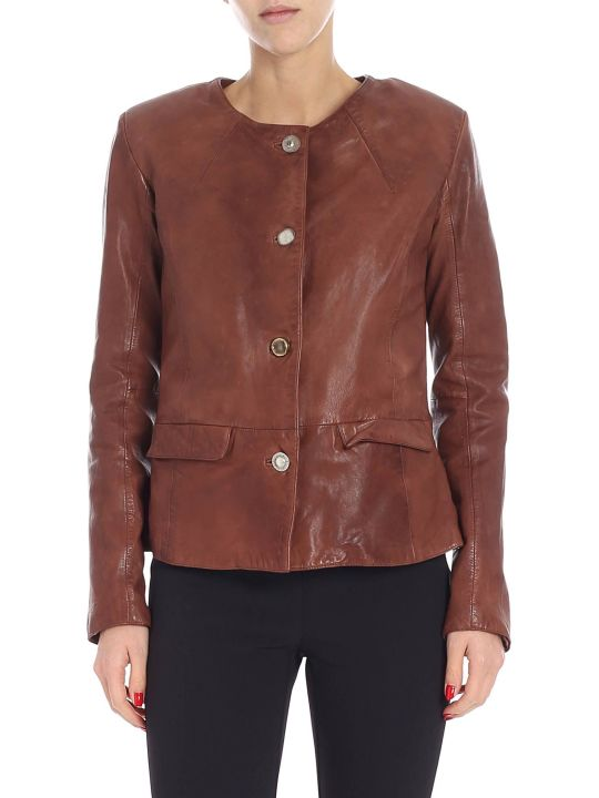 S.W.O.R.D 6.6.44 S.w.o.r.d. - Leather Jacket