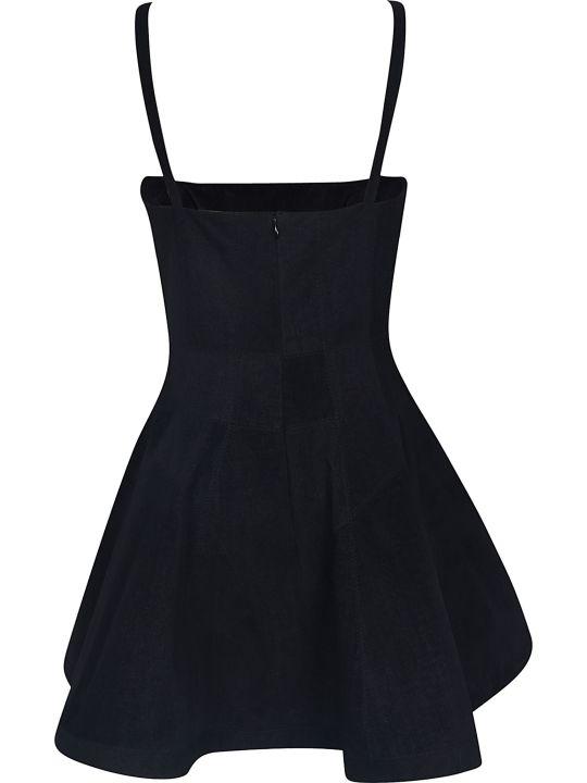 Giovanni Bedin Wide Short Dress