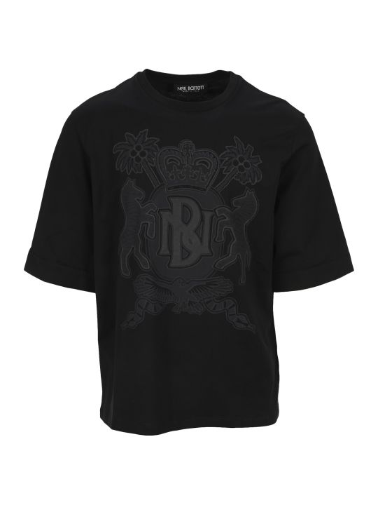 Neil Barrett Coat-of-arms T-shirt