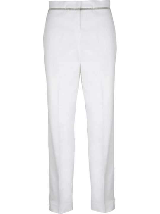 Fabiana Filippi Cropped Trousers