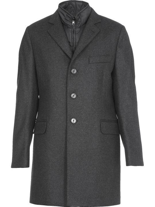 Fay Monobreasted Coat