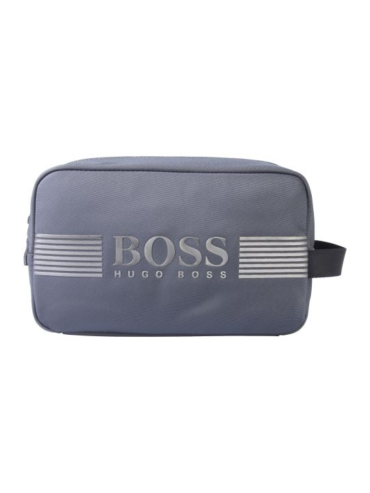 Hugo Boss Beauty Case With Logo
