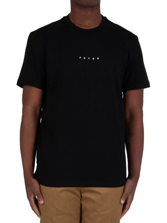 Futur Logo Tee - Black