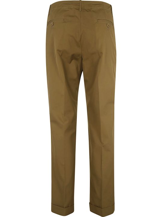 Aspesi Cropped Trousers