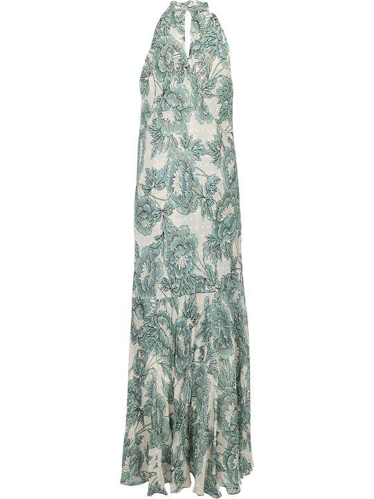 Diane Von Furstenberg Leeann Long Dress