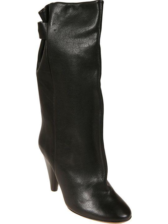 Isabel Marant Wrinkled Ankle Boots