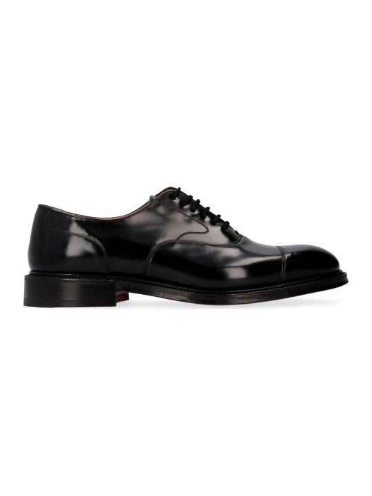 Church's Lancaster Leather Lace-up Derby Shoes