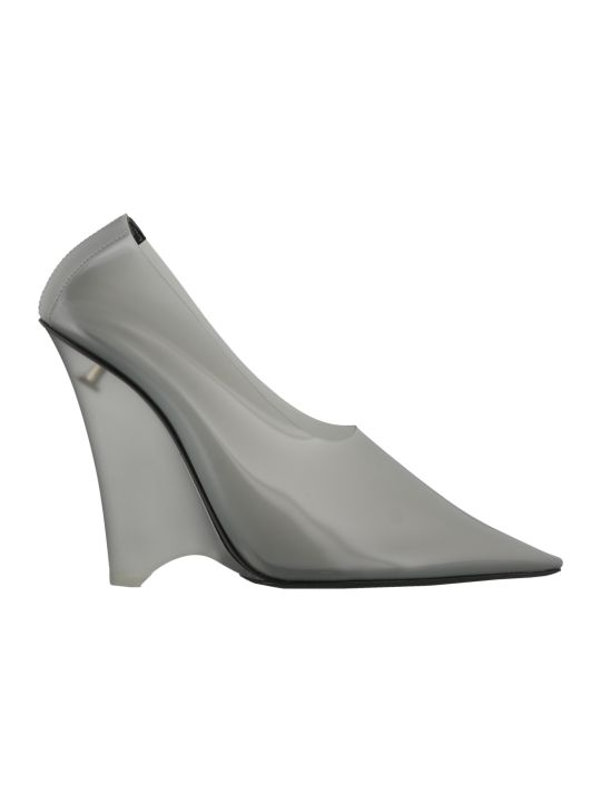 Yeezy Wedge Pump In Soft Pvc