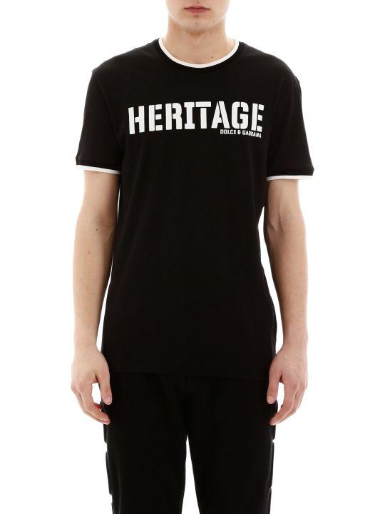 Dolce & Gabbana Heritage T-shirt