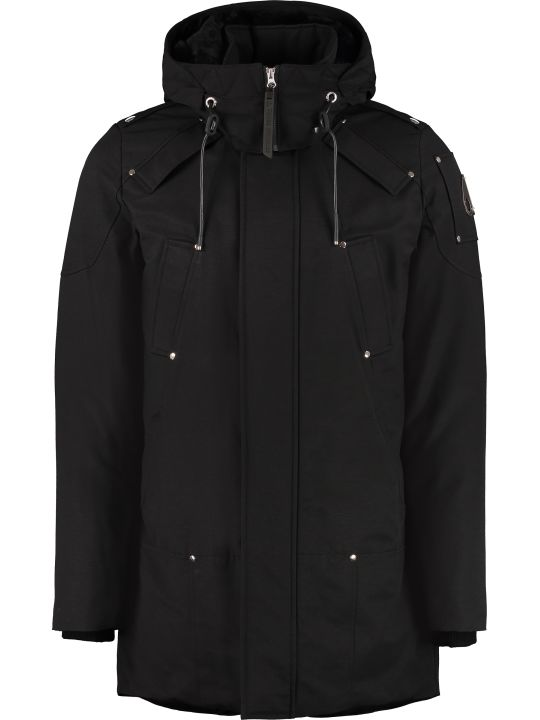 Moose Knuckles Saint-ulric Long Quilted Parka