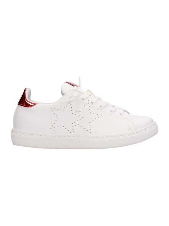 2Star White Sneakers Low-top Sneakers