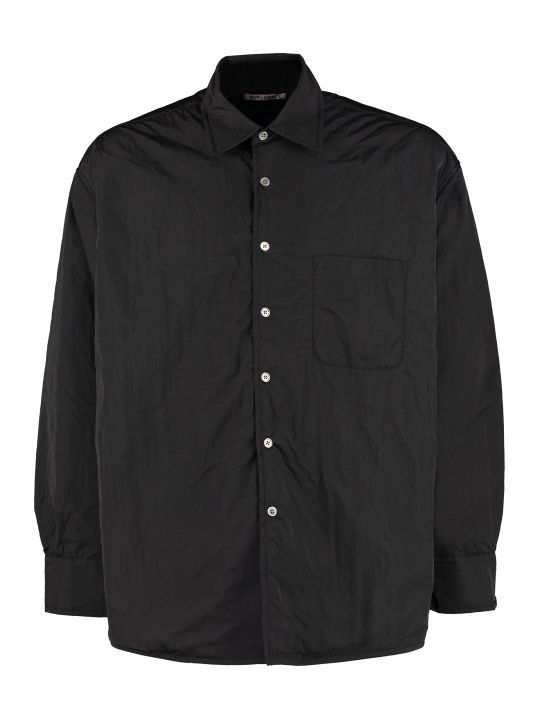 Our Legacy Technical Fabric Overshirt