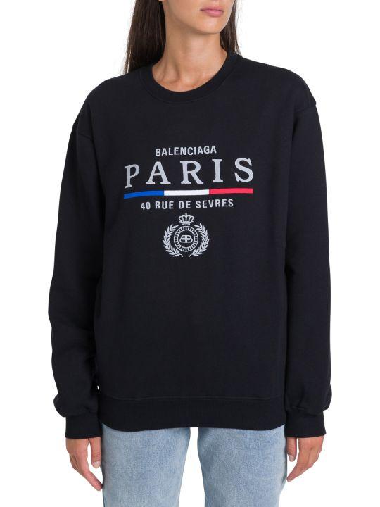 Balenciaga Paris Flag Sweatshirt