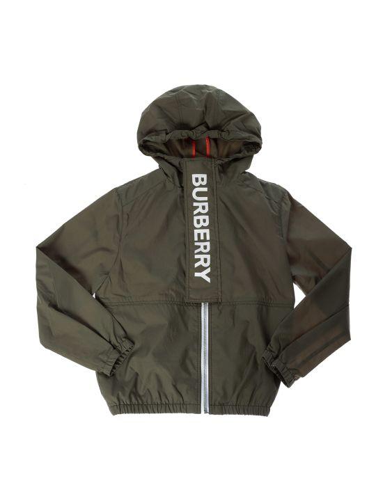 Burberry Austin Hooded Jacket